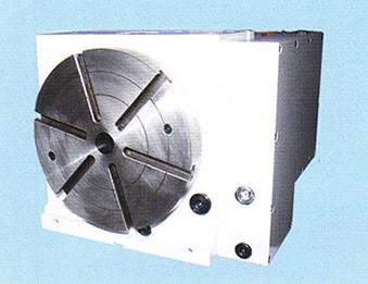 HLTK16B系列数控立式回转工作台