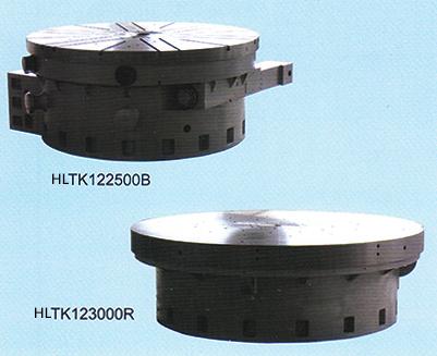 HLTK12数控回转工作台(落地式)